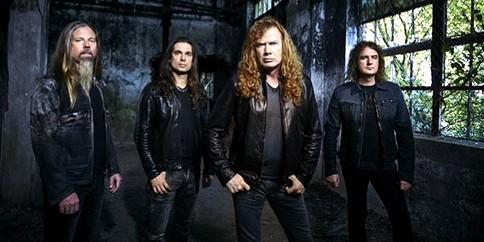 Aκούστε το νέο τραγούδι των Megadeth «Fatal Illusion»